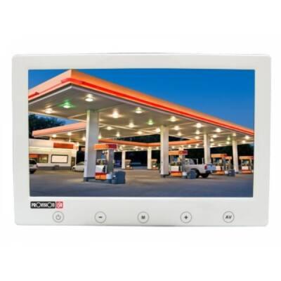 """MONITOR  7"""", TFT LCD, 1024x600, PR-IPS7/WH - AV1/AV2/VGA/HDMI"""